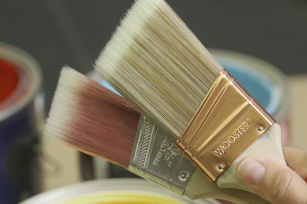 Hoe u een schilderkit kunt voorbereiden